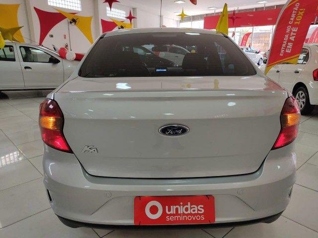 KA Sedan SE Plus AT 1.5 4P 2020 - AR Dh Aut - Foto 9