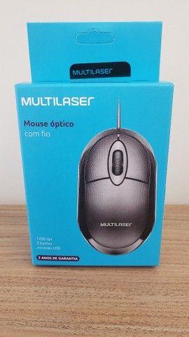 Mouses Multilaser Novo - Foto 3