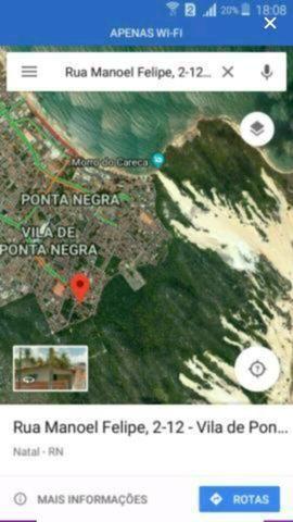 Vendo 1 apartamento cobertura Ponta Negra