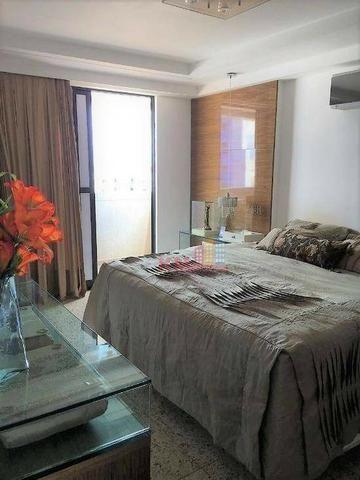 Aluga-se apartamento alto padrão mobiliado em Mossoró - KM IMÓVEIS