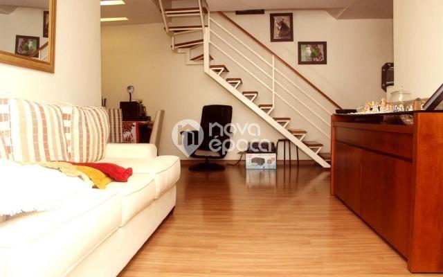 Apartamento à venda com 4 dormitórios em Grajaú, Rio de janeiro cod:AP4CB19485 - Foto 6