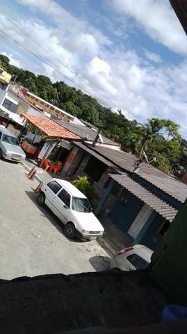 Casa na praia de São tome de Paripe, com ponto comercial junto