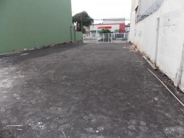 Terreno para alugar, 300 m² por R$ 4.000,00/mês - Rebouças - Curitiba/PR - Foto 7