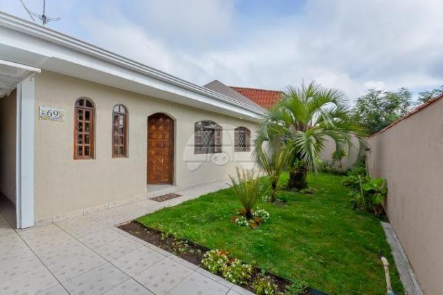 Casa à venda com 3 dormitórios em Atuba, Pinhais cod:132833