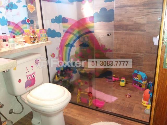 Casa à venda com 3 dormitórios em Guarujá, Porto alegre cod:186104 - Foto 13