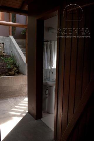 Casa à venda com 3 dormitórios em Praia da ferrugem, Garopaba cod:1909 - Foto 7