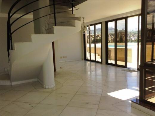 Cobertura à venda, 4 quartos, 4 vagas, gutierrez - belo horizonte/mg - Foto 5