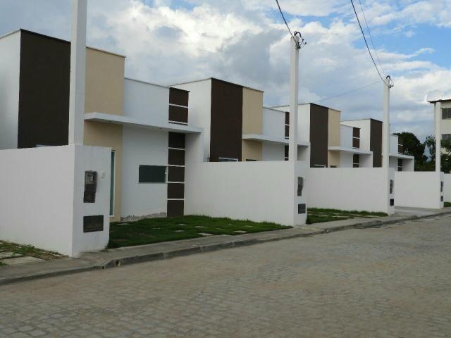Vendo Casas de 2/4 e 3/4 todas com suíte e banheiro social ? na Mangabeira - Foto 2