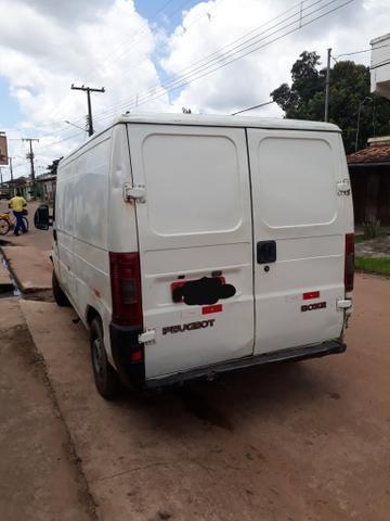 71563339419 Vendo van furgão ou TROCO por carro menor ou kombi