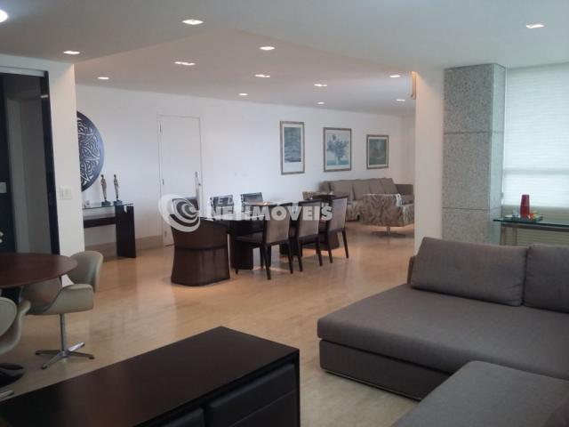 Apartamento à venda com 4 dormitórios em Gutierrez, Belo horizonte cod:598731