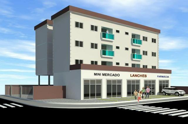Vendo área com projeto p/ prédio no Santa Júlia - São José dos Campos