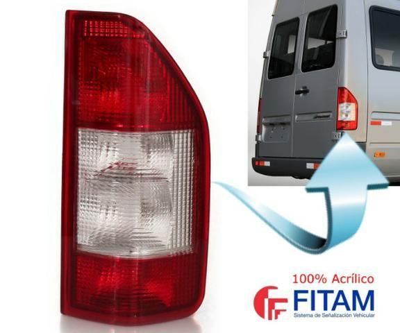 Lanterna Sprinter 2004 2005 2006 2007 2008 2009 2010 2011, temos os 2 lados!!! - Foto 2