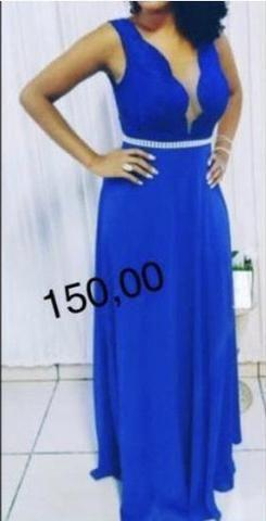 1956c61c8ae2a Vestido Madrinha/Formatura Azul - Roupas e calçados - Vila São ...