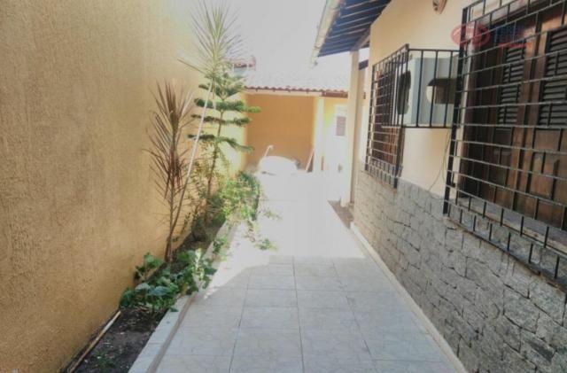 Casa residencial para locação, jardim são francisco, são luís - ca1083. - Foto 5