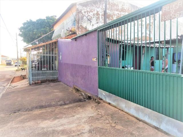 Casa 2 quartos nos fundos, mas kit na lateral,recanto das emas quadra 605 - Foto 15