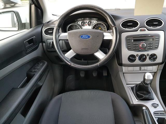 Ford Focus 1.6 2012 Único Dono Sem Retoques Airbag Abs - Foto 3