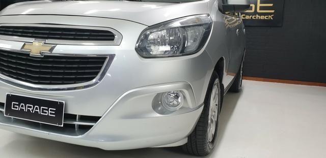 Gm-Chevrolet Spin LTZ 1.8 Aut. Flex 2014/15 - Foto 5