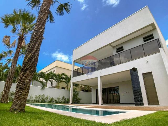 Casa com 4 dormitórios à venda, 360 m² por R$ 1.990.000 - Condomínio Alphaville Fortaleza  - Foto 4