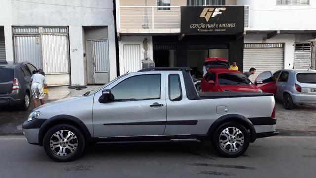 Fiat Strada Adventure Flex - Foto 10