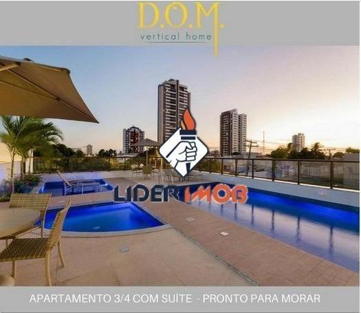 Apartamento 3/4 para Venda na Santa Mônica - Condomínio DOM Vertical - Foto 2