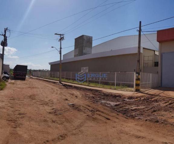 Galpão para alugar, 2500 m² por r$ 23.500,00/mês - maracanaú - maracanaú/ce - Foto 3