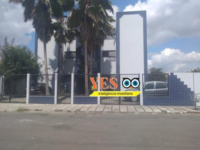 Yes imob - apartamento residencial para locação , brasília, feira de santana , 2 dormitóri