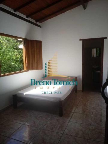 Casa com 3 dormitórios à venda, 276 m² por r$ 380.000,00 - trancoso - porto seguro/ba - Foto 18
