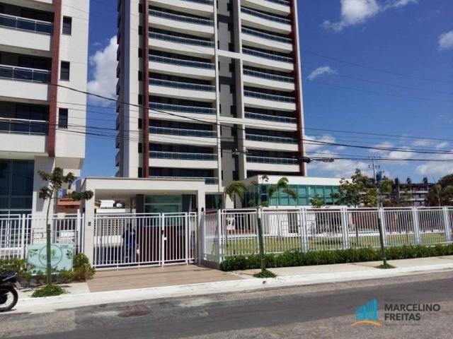 Apartamento com 2 dormitórios para alugar, 72 m² por r$ 1.509,00/mês - engenheiro luciano  - Foto 2