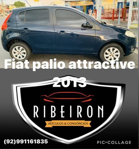 Palio attractive 1.0 2013