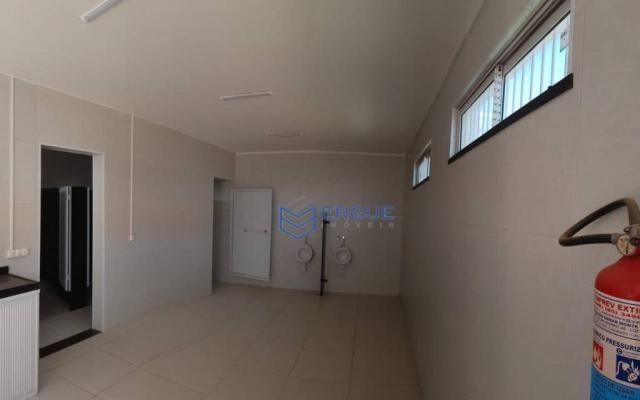Galpão para alugar, 2500 m² por r$ 23.500,00/mês - maracanaú - maracanaú/ce - Foto 12