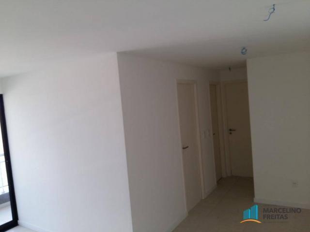 Apartamento com 2 dormitórios para alugar, 72 m² por r$ 1.509,00/mês - engenheiro luciano  - Foto 7