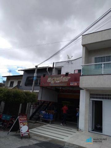 Apartamento com 1 dormitório para alugar, 33 m² por r$ 409,00/mês - barra do ceará - forta - Foto 2