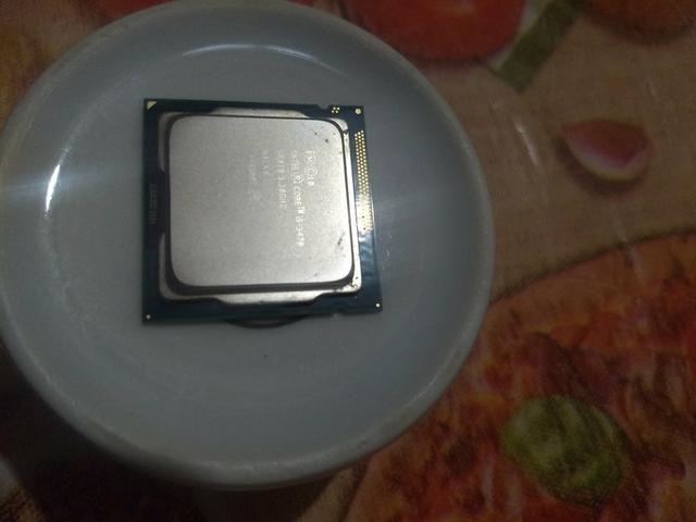 Vendo processador i5 3470 e memoria RAM ddr3 4gb cada 1600 GHz - Foto 3