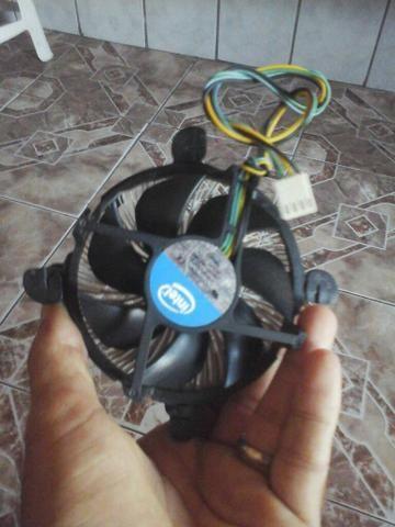 Cooler pra processador de pc