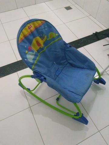 Cadeirinha de balanço + Cadeira alimentação - Foto 4