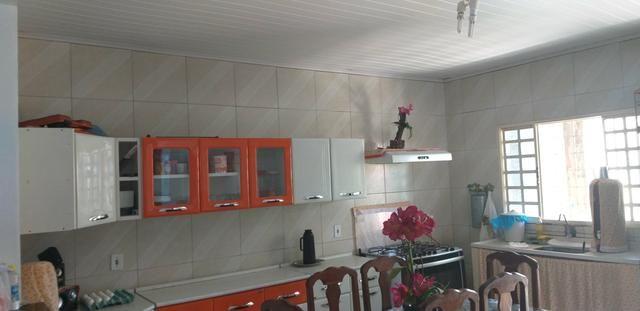 Oportunidade em planaltina DF vendo excelente casa na vila vicentina barato - Foto 16