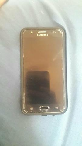 Samsung j5 , vendo ou troco , e compro película nova caso for comprar