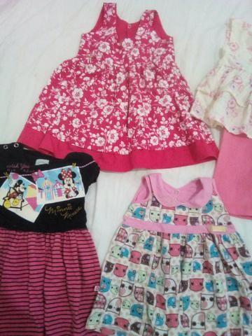 Vendo este lote de Roupinhas Infantis Nova e semi nova - Foto 2