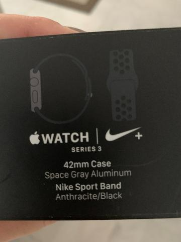 Apple Watch série 3, Nike edition, 42 mm - Foto 4