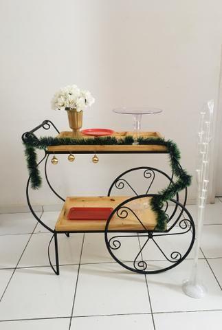 Aluguel carrinho gourmet - Foto 4