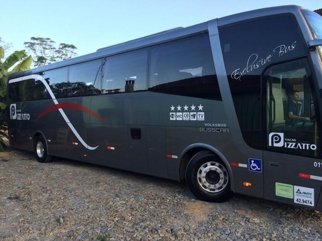 Ônibus Busscar 2008 elegante Buss - Foto 8