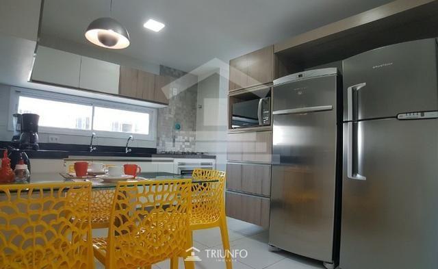 (EXR) Alto padrão! Apartamento à venda no Cocó -> 154m², Hall Privativo [TR13007] - Foto 2