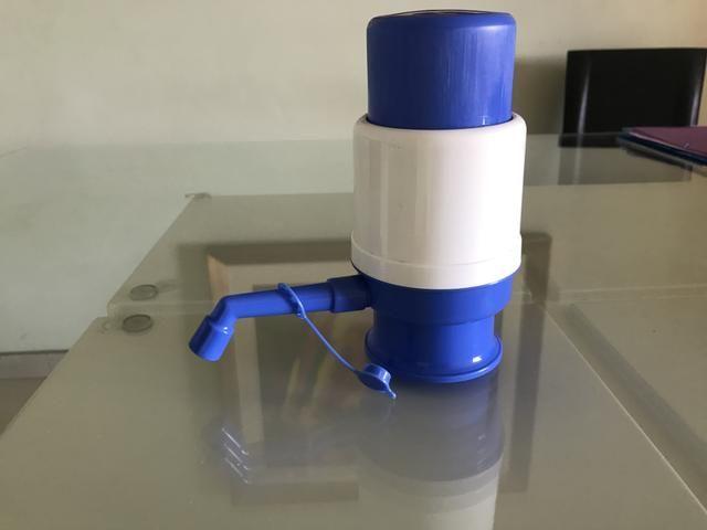 Garrafão de água mineral (nova)