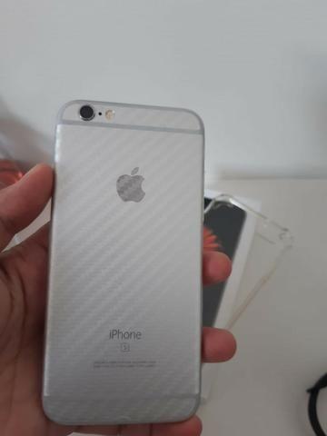 IPhone 6s 64GB Semi novo na Caixa com acessórios - Foto 2