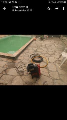 Maquina lava jato profissional industrial de alta pressão dois calavos1,400,00 - Foto 2