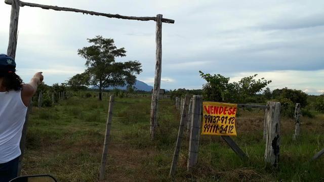 Vende- se um terreno ou troca por casa em Boa Vista