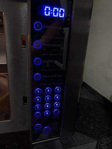 Microondas blue touch electrolux - Foto 3