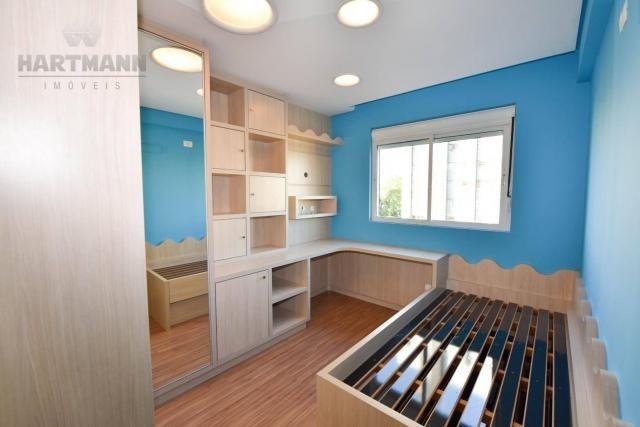 Apartamento com 3 dormitórios à venda por r$ 749.500,01 - juvevê - curitiba/pr - Foto 7
