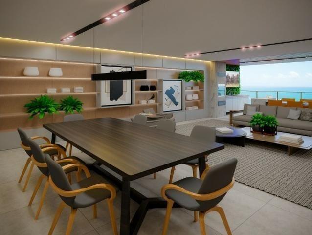 Edf. Raul Santana - Ganhe uma cozinha Planejada - 4 Suítes 2° quadra do mar - Foto 11
