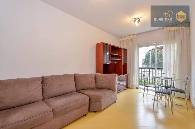 Ótimo apartamento térreo  semimobiliado,  com uma vaga- Ecoville Próximo à Universidade Po - Foto 3